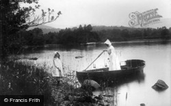 The Broads, Going To School c.1900, The Norfolk Broads