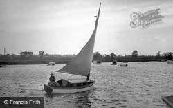 The Broads, 'halcyon' c.1933