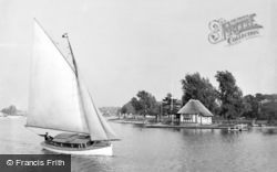 The Broads, 'Happy Days' c1933