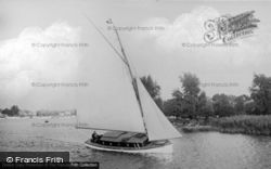 The Broads, Happy Times c.1930, The Norfolk Broads