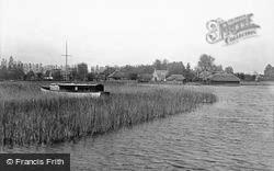 The Broads, Hickling Broad c.1931, The Norfolk Broads