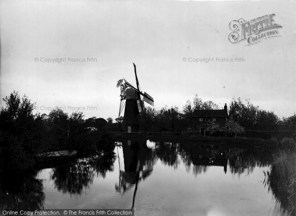 The Broads, Near Wayford Bridge c.1931