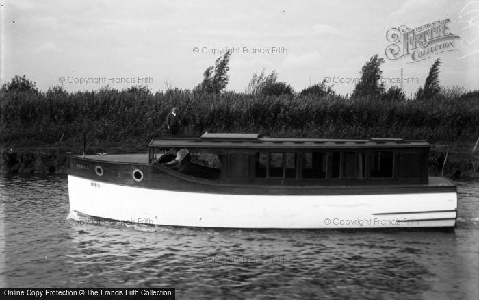 Photo of The Broads, Nebuld, Johnson's Boats 1933