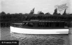 The Broads, Nebuld, Johnson's Boats 1933, The Norfolk Broads