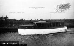 The Broads, Nebule, Johnson's Boats c.1933, The Norfolk Broads