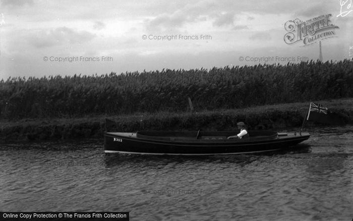 Photo of The Broads, Noah, Johnson's Boats c.1933