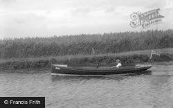 The Broads, Noah, Johnson's Boats c.1933, The Norfolk Broads