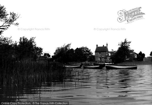 Photo of The Broads, Ormesby c.1930