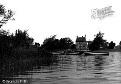The Broads, Ormesby c.1930