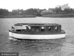 The Broads, Outon Broad c.1933, The Norfolk Broads
