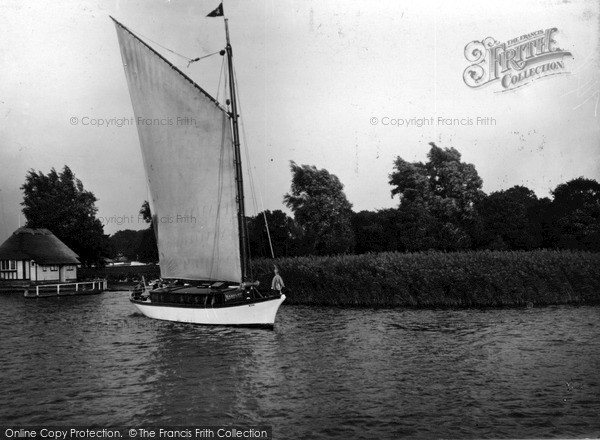 The Broads, 'rambler' c.1933
