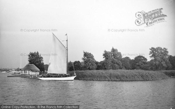 Photo of The Broads, 'rambler' c.1933
