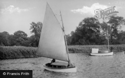 The Broads, Ripplet c.1930