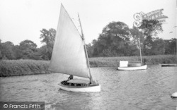 The Broads, 'ripplet' c.1933