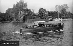 The Broads, 'silver Swallow' c.1933