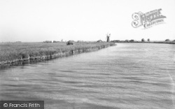 The Broads, Thurne Mouth c.1933