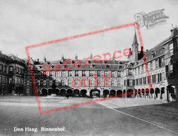 Binnenhof c.1930, The Hague