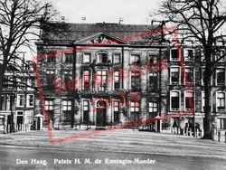 Lange Voorhout Palace c.1930, The Hague