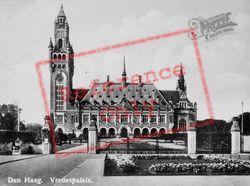 Peace Palace c.1930, The Hague