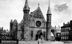 Ridderzaal c.1930, The Hague