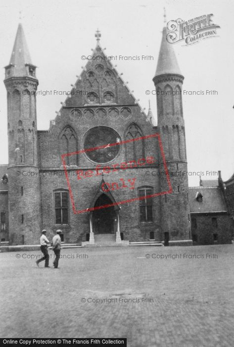 Photo of The Hague, Ridderzaal c.1930