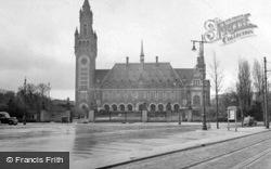 The Peace Palace c.1938, The Hague