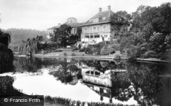 Zorgvliet Park c.1930, The Hague