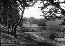 The Quantocks, Quantock Farm 1906, Quantock Hills