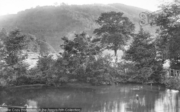 Photo of The Wrekin, 1892