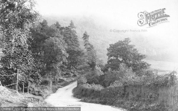 Photo of The Wrekin, 1892