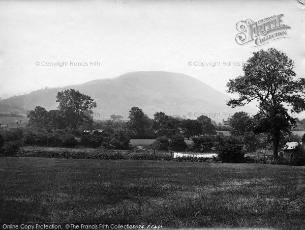 Photo of The Wrekin, 1895