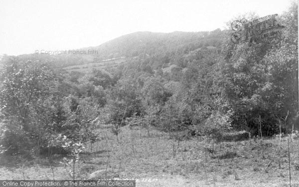 Photo of The Wrekin, 1901