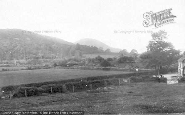 Photo of The Wrekin, 1903