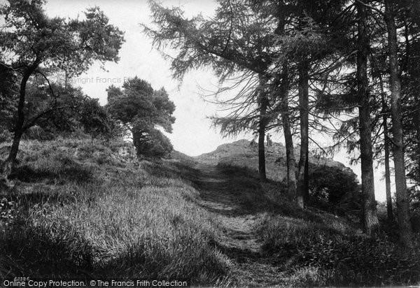 Photo of The Wrekin, 1910