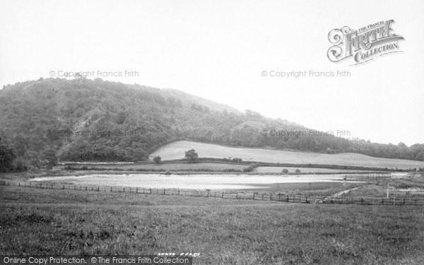 Photo of The Wrekin, And Reservoir 1895