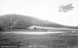 The Wrekin, And Reservoir 1895