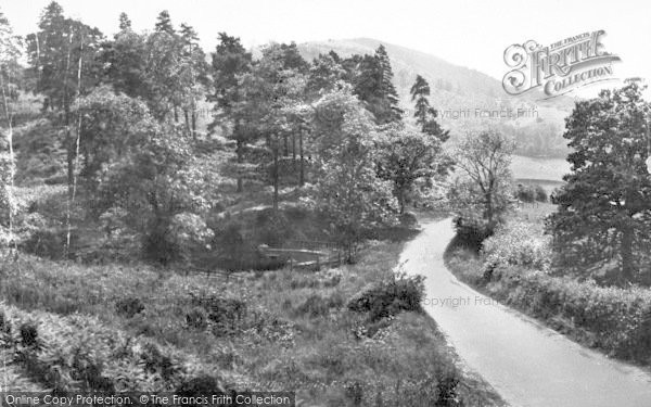Photo of The Wrekin, c.1880