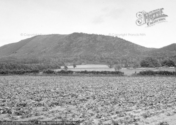 Photo of The Wrekin, c.1955