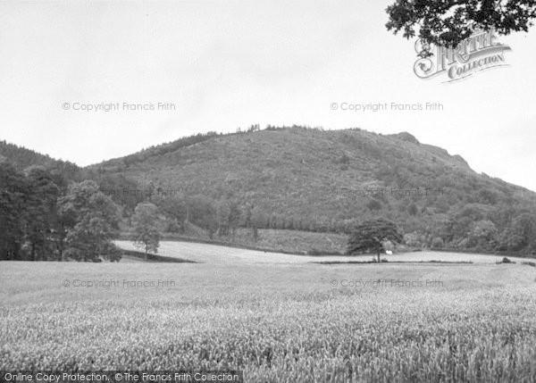 Photo of The Wrekin, c.1955
