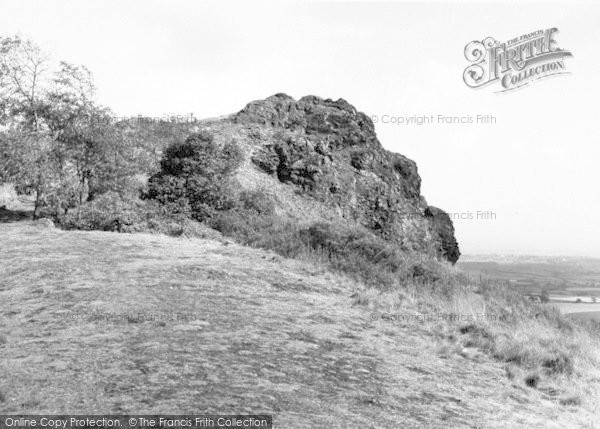 Photo of The Wrekin, c.1960