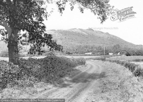 Photo of The Wrekin, c.1960