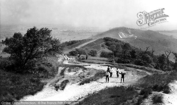 Photo of The Wrekin, c.1965