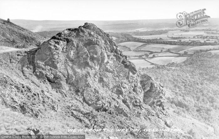 Photo of The Wrekin, Cuckoo Cup c.1930