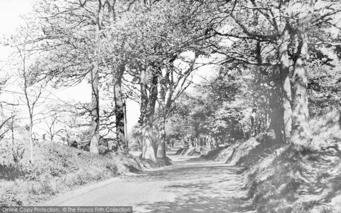 Photo of The Wrekin, Ercall Lane c.1960