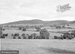 The Wrekin, Hills c.1955