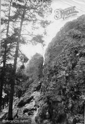 The Wrekin, Needle's Eye 1910