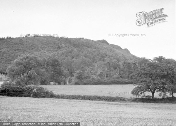 Photo of The Wrekin, Needle's Eye And The Cuckoo Cup c.1955