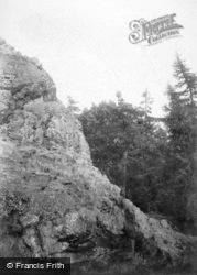 The Wrekin, Needle's Eye Rock 1910