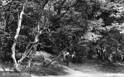 The Wrekin, On The Path To The Wrekin 1907