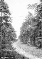 The Wrekin, Pathway 1910